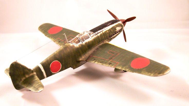Ki-61, Hasegawa, 1/48