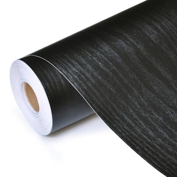 Stickit Self Adhesive Waterproof Wallpaper Warmly Wall Stickers Wood Wood Grain Wallpaper Self Adhesive Wallpaper