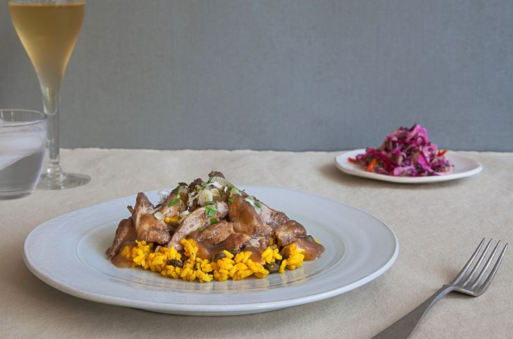 """Sweet and Spicy """"Pollo Cubano"""" on Munchery"""