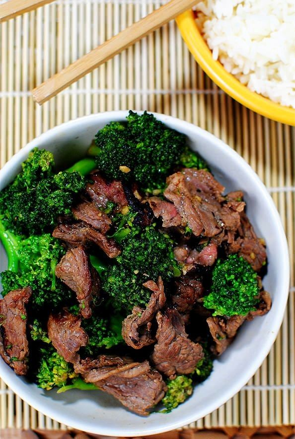 Chinese Beef Broccoli Recipes — Dishmaps