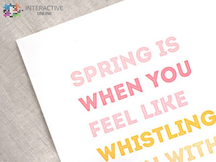 """Happy Spring Day! """"With the coming of spring, I am calm again."""" - Gustav Mahler"""
