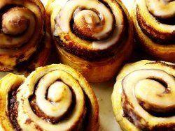 60-Minute Cinnamon Breakfast Rolls