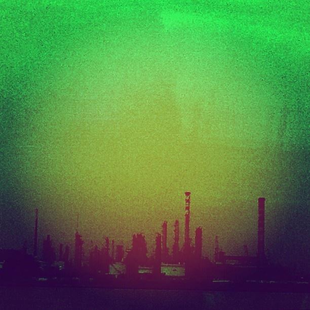 marghera green alien