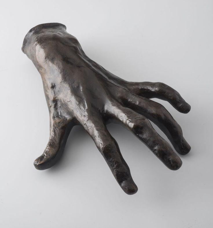 Main dite de « Pianiste » Rodin