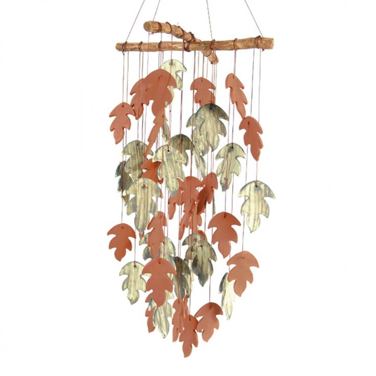 Wind chimes images home wind chimes red oak for Terracotta wind chimes