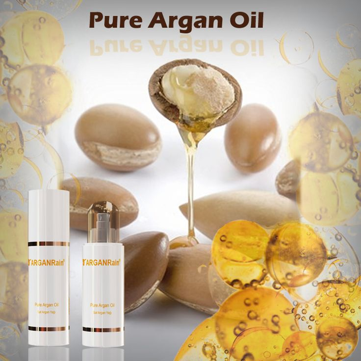 Get the healthy skin that you want with ArganRain Argan Oil!