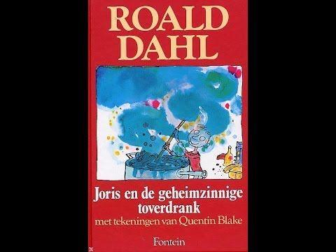 Luisterboek Joris en de geheimzinnige toverdrank
