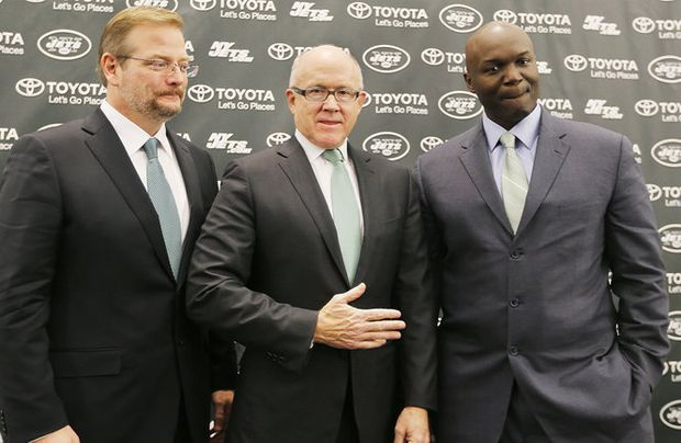 Mike Maccagnan's Jets roster will cost Todd Bowles his job, and it shouldn't