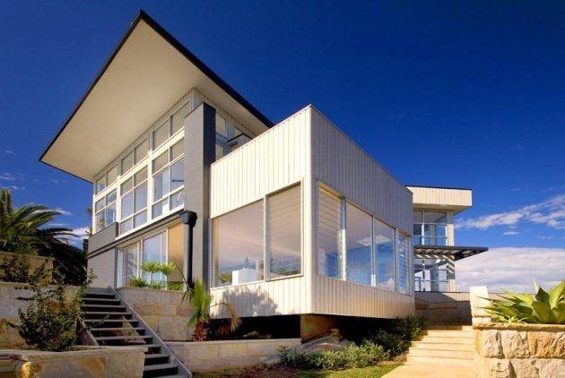 Palm Beach House by Crone Partners
