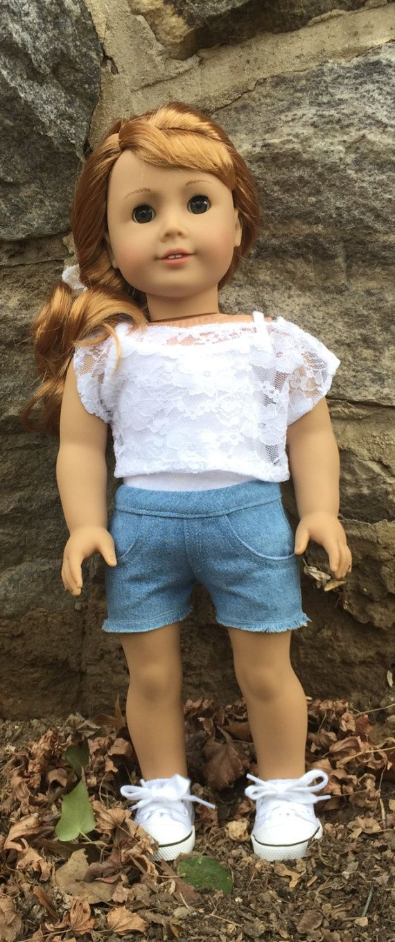 Clothes to fit American Girl doll: by GumbieCatDollClothes