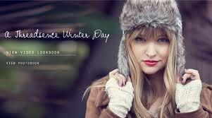 winter fashion hats gloves