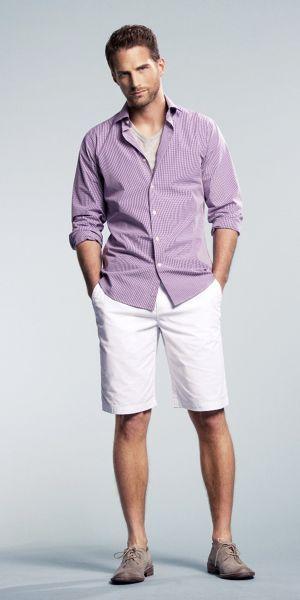 express mens summer attire.
