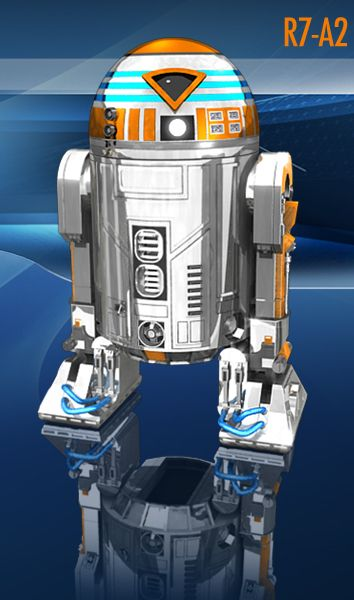 r2d2 astromech droid disney instructions