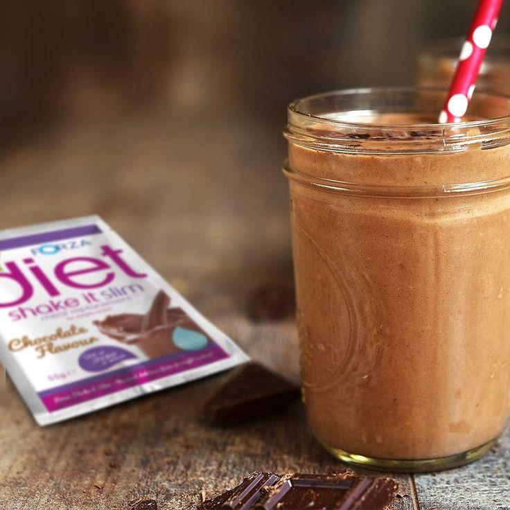 Voel je dat je dieet faalt? Voel je positief met onze smakelijke Shake it Slim  _ Shop door op de link te klikken in de bio @foreverforza.nl