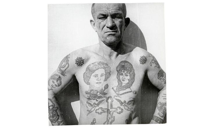 A enciclopédia visual de tatuagens de cadeia russas - VICE