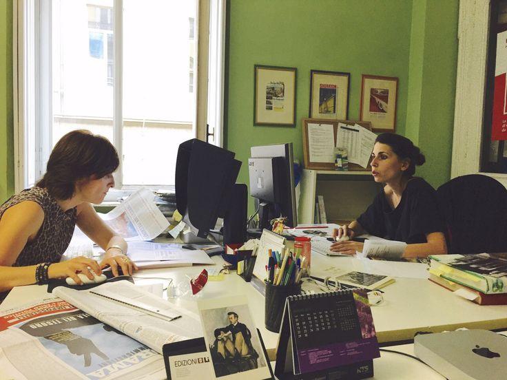 Il caos dell'ufficio stampa vol. 2