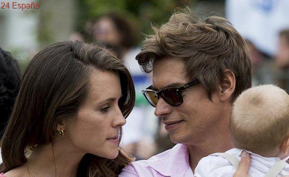 Carlos Baute y Astrid Klisans esperan su segundo hijo