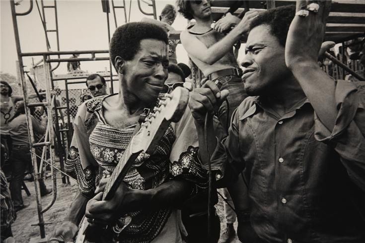 Buddy Guy and Junior Wells  © JIM MARSHALL PHOTOGRAPHY LLC, Date Unknown