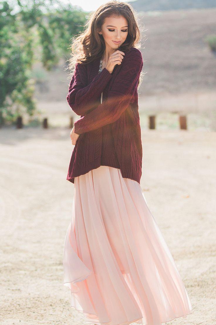 64 best Maxi Skirts images on Pinterest | Long skirts, Dress skirt ...