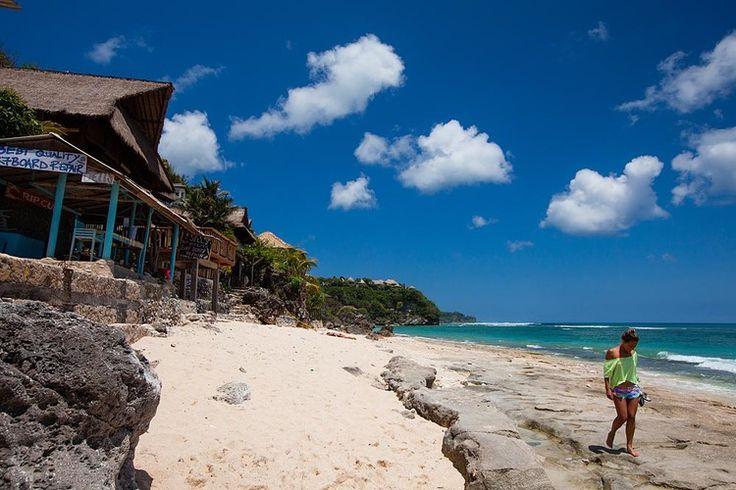 Island Beach Surf Photos in Bali