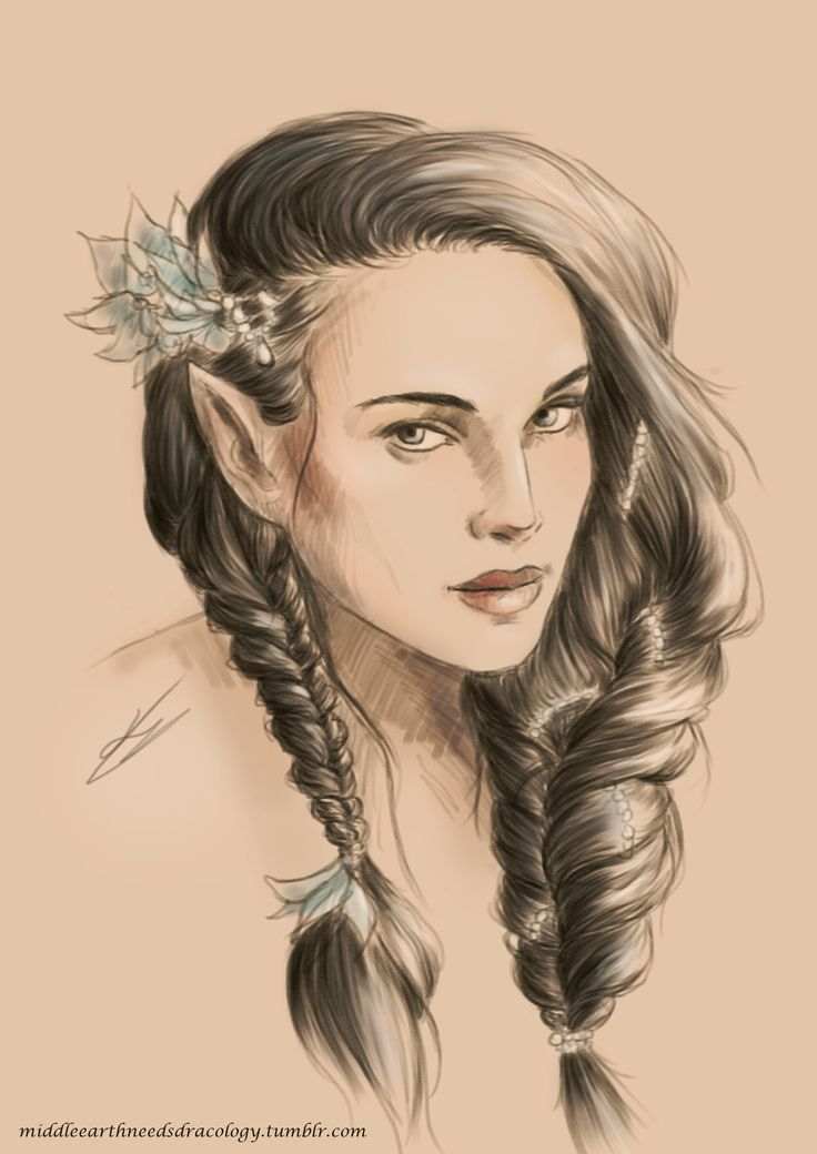 Luthien by Sempern0x.deviantart.com on @DeviantArt