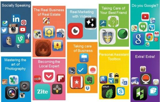 The ultimate list of must-have mobile apps for today's real estate professional #apps #realestate