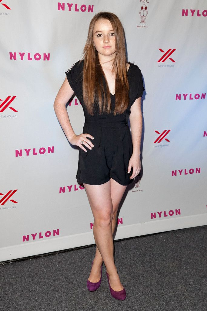 Kaitlyn Dever  - NYLON And Sony X Headphones September TV Issue Party Hosted By Lea Michele