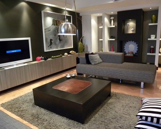 Design Ideas For Long Narrow Living Rooms Design, Pictures ...