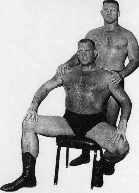 Fritz and Waldo Von Erich - SJ | Old School Wrestling ...