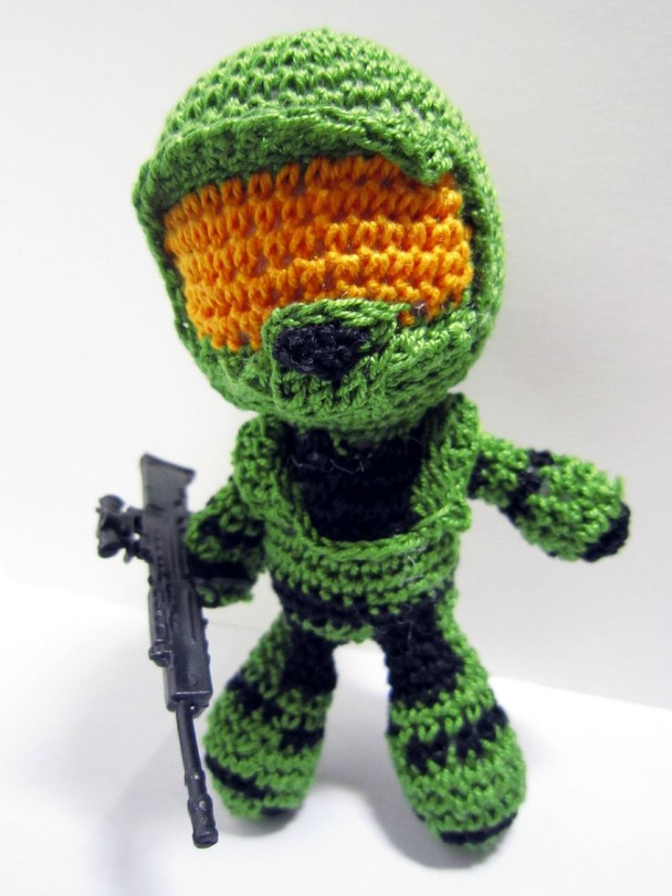 Halo: Master Chief Doll