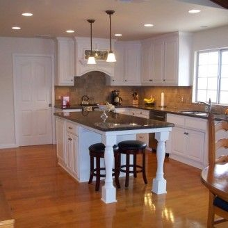 17 Best Images About Kitchen Islands With Seating On End