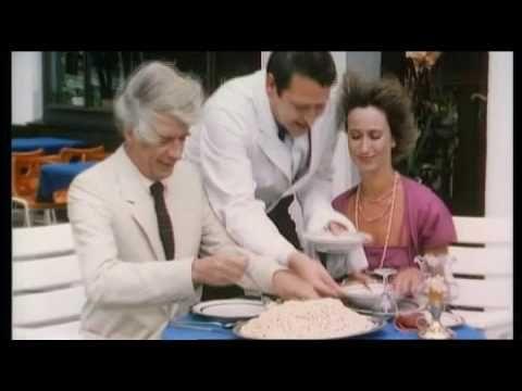 Beatrice Richter, Rudi Carrell & Dieter Krebs - Spaghetti im Sturm 1985 - YouTube