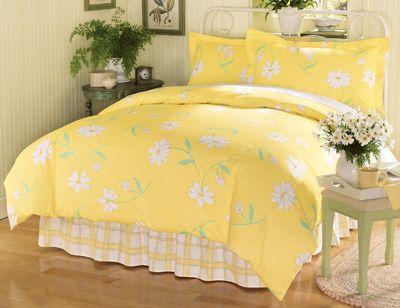 Merveilleux Bright #yellow Bedroom   Callie Daisy Bedroom Comforter