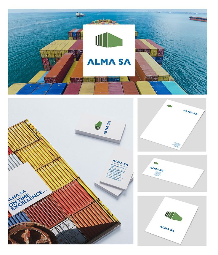 alma sa on Behance