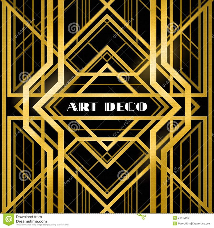 Art Deco Grille - Download From Over 28 Million High Quality Stock Photos, Images, Vectors. Sign up for FREE today. Image: 34440665