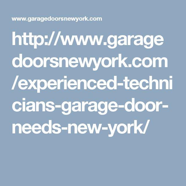 http://www.garagedoorsnewyork.com/experienced-technicians-garage-door-needs-new-york/