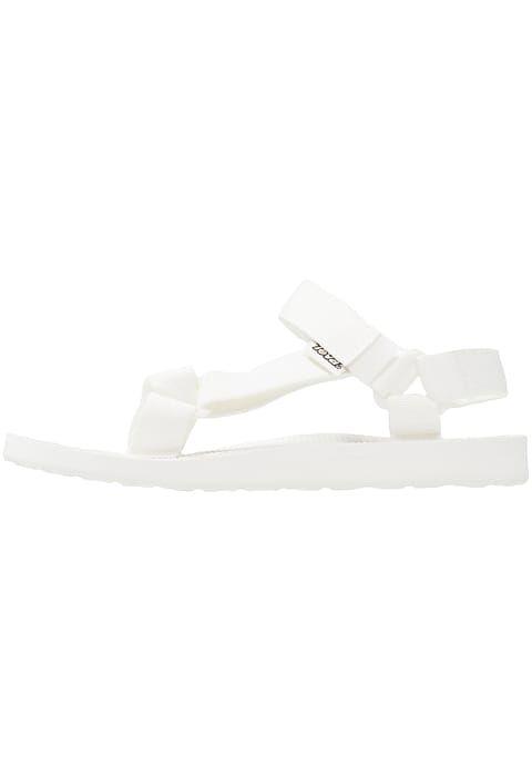 Chaussures de sport Teva ORIGINAL UNIVERSAL - Sandales de randonnée - bight white blanc: 59,95 € chez Zalando (au 31/05/17). Livraison et retours gratuits et service client gratuit au 0800 797 34.