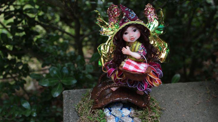 Fairy Dolls by Judy Pollard Ed.18 #b2zonemagazine #b2zoneservice