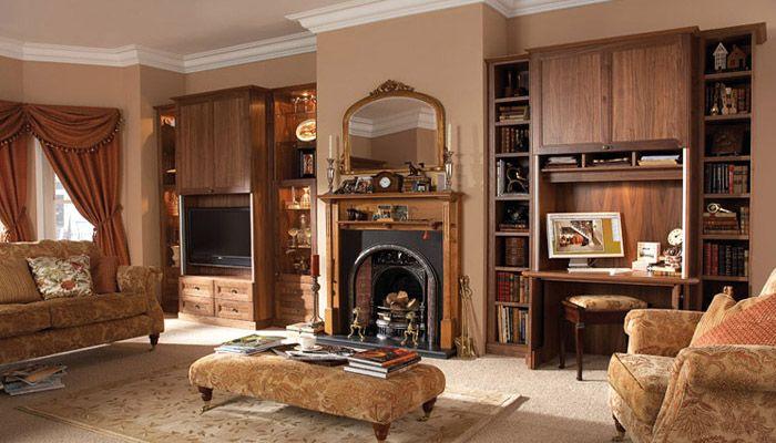 Kwaliteits contrast contrast in verzadiging een kleur for Klassieke woonkamer inrichting
