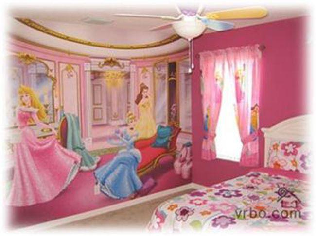 94 Best Disney Themed Rooms Images On Pinterest Disney