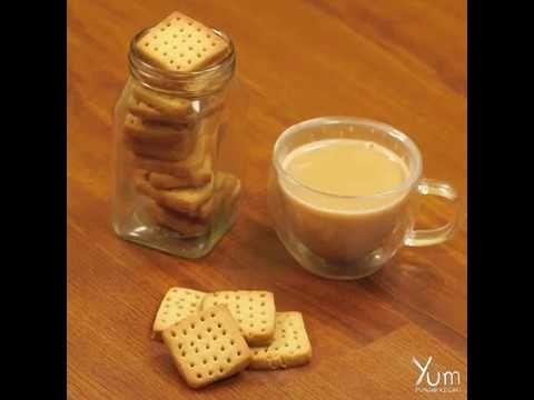 Homemade Atta Biscuits
