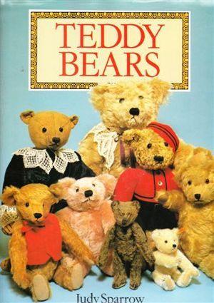 Teddy Bears Judy Sparrow Hardcover 1st ED 1993 | eBay