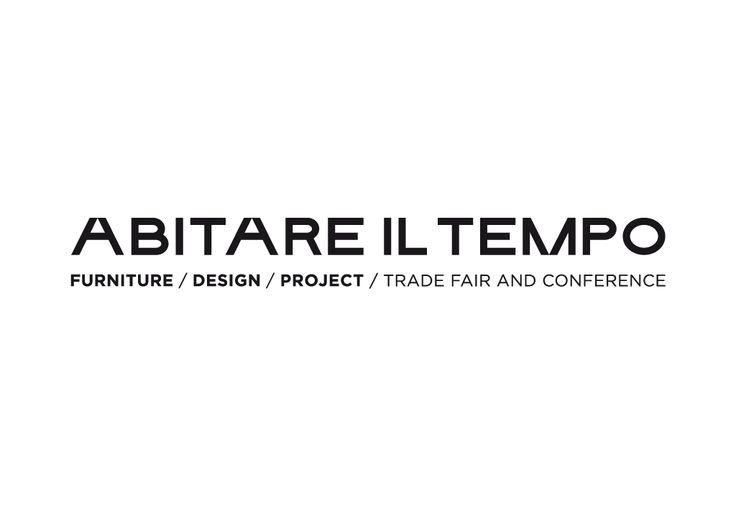 ABITARE IL TEMPO | Client ABITARE IL TEMPO | Group VERONAFIERE | Project Logo - Corporate Identity