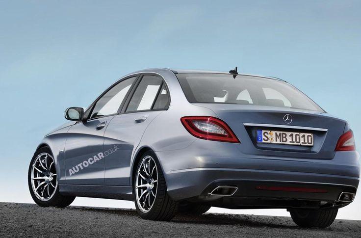 C-Class (W205) Mercedes model - http://autotras.com