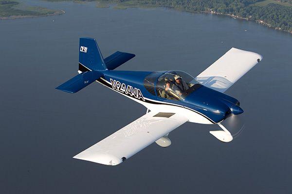 RV-14 Light Sport Aircraft, Austria
