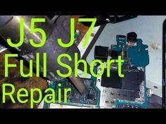 samsung j7 dead short done by (SMART VSM)  YouTube | Telefonía celular en 2019 | Samsung mobile