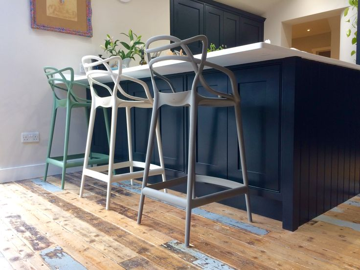 Shout out to Carl who sent us this beautiful image of his Masters stools.