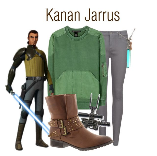 """Kanan Jarrus"" by disneyfasion ❤ liked on Polyvore"