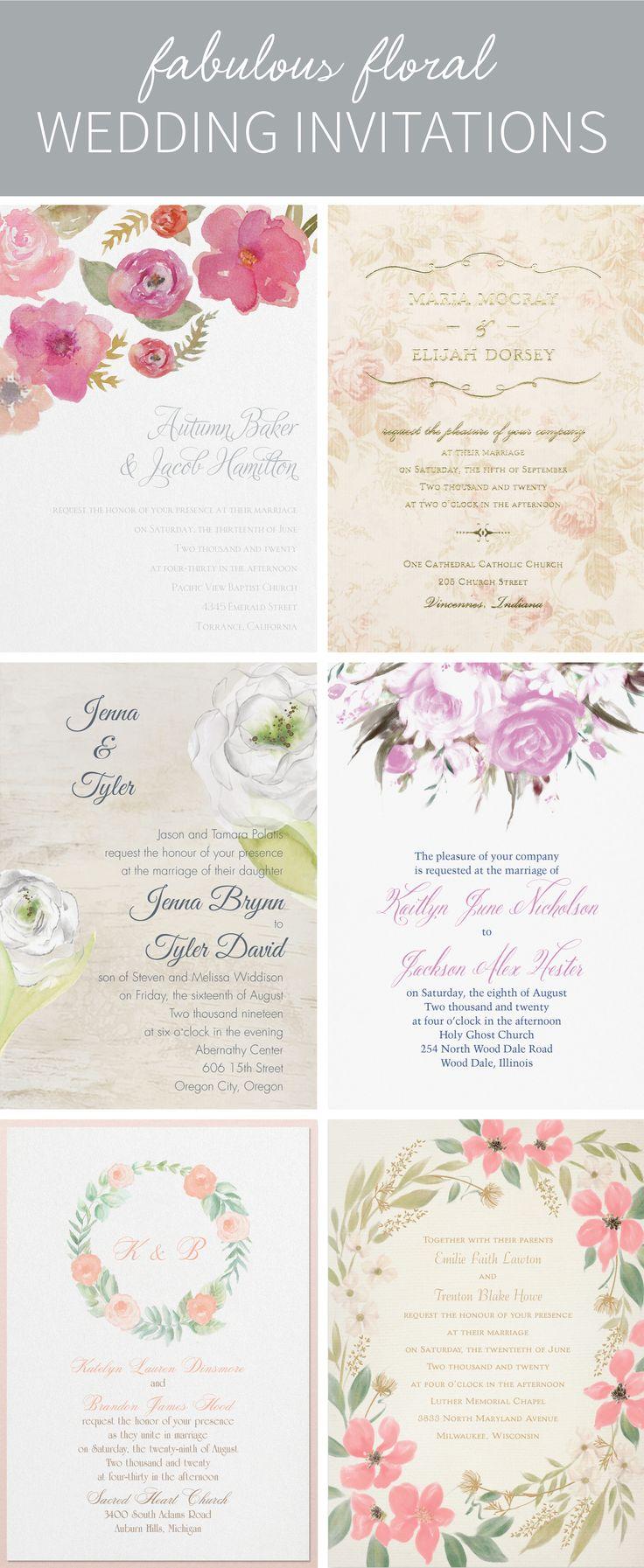 57 Best Watercolor Wedding Images On Pinterest Watercolor Wedding