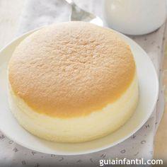 Pastel japonés | https://lomejordelaweb.es